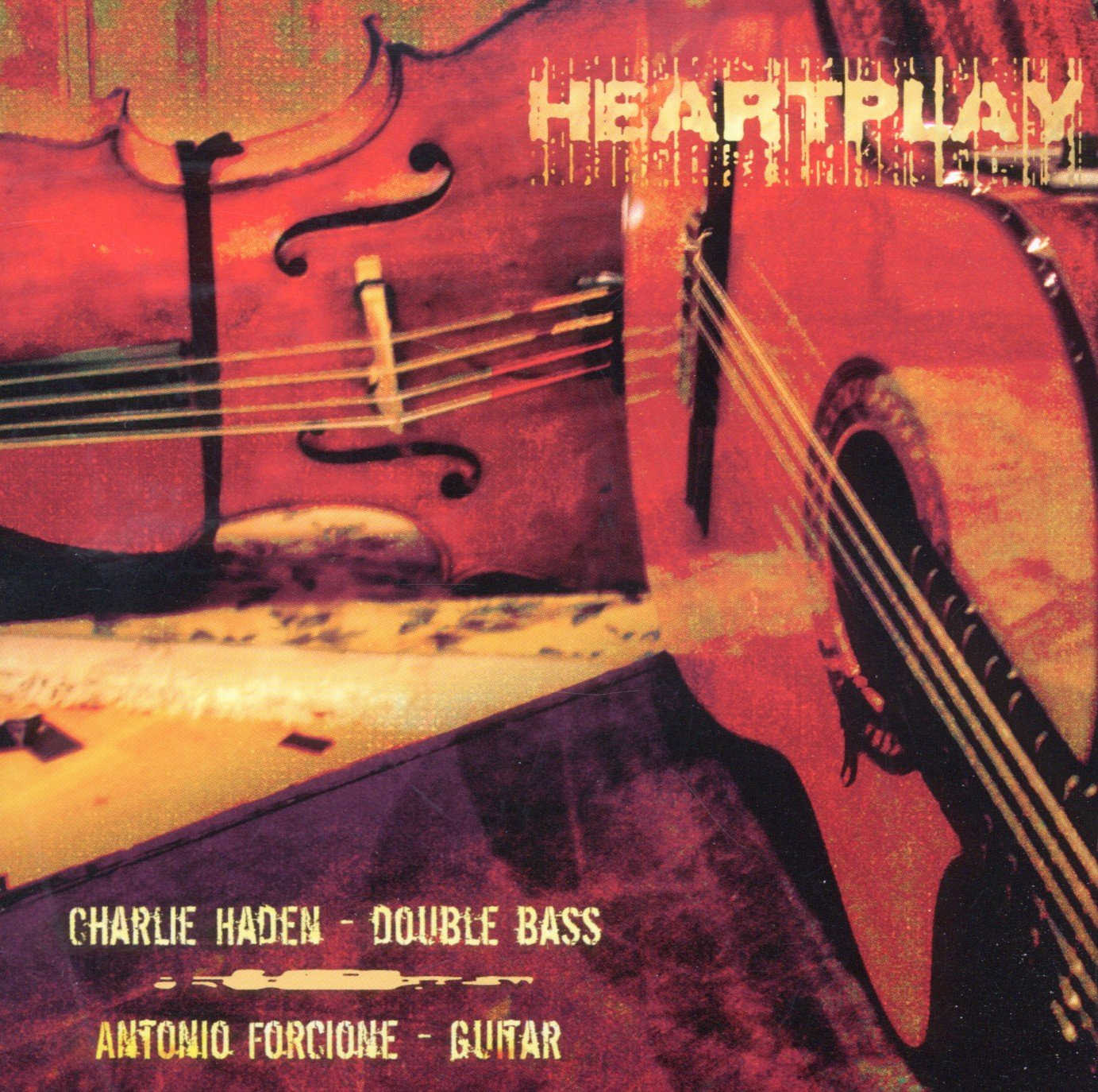Heartplay: Charlie Haden & Antonio Forcione by Naim