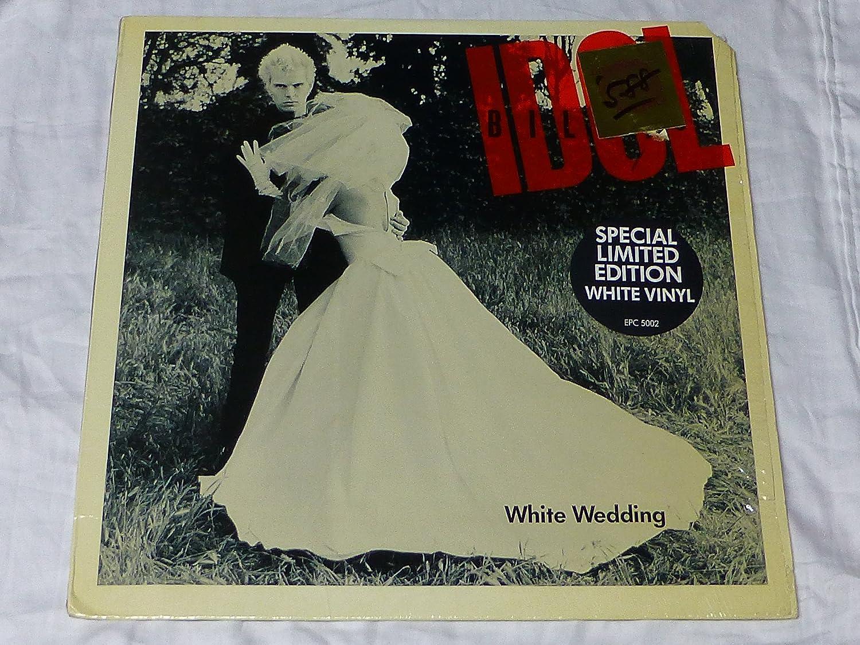 Billy Idol White Wedding Parts 1 2 White Wedding Part 2 Maxi