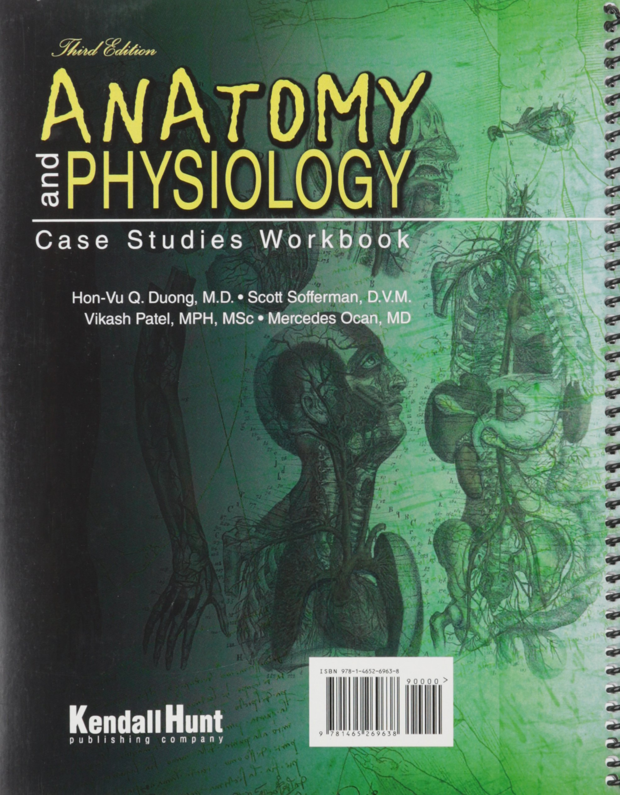 Buy Anatomy and Physiology: Case Studies Workbook Book Online at Low ...