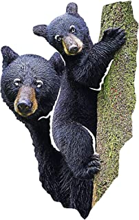 product image for Next Innovations - Black Bear and Cub Wall Art, Made from American Steel