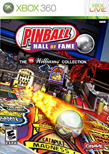 Pinball Hall Of Fame The Williams Collection Xbox 360 Video Games