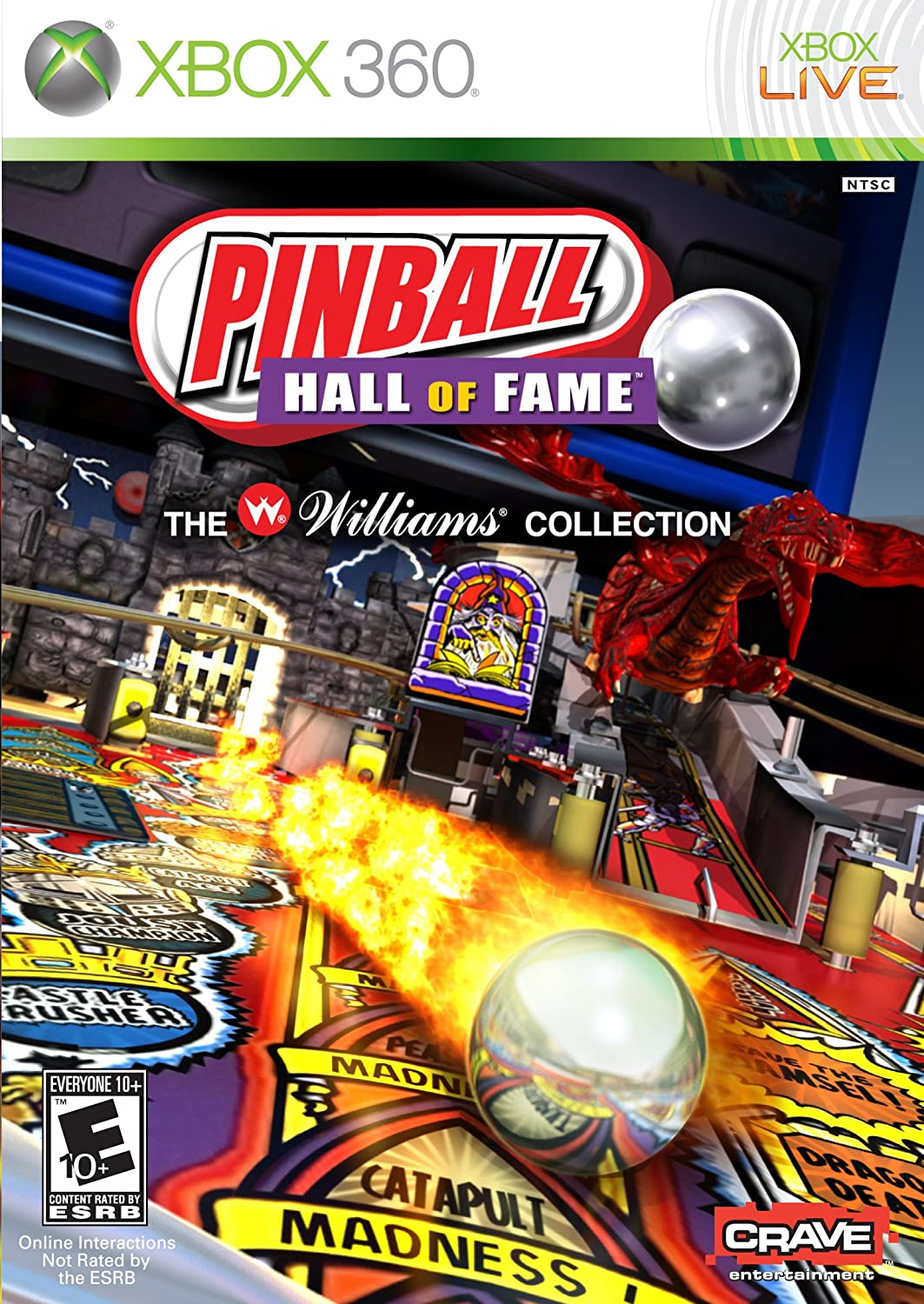 Pinball Hall of Fame the Williams CollectionB001L8DKM0