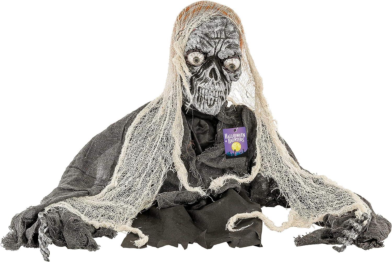 Amazon Halloween Haunters Animated Moving Skeleton