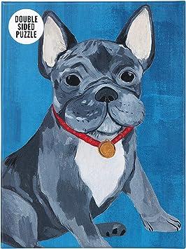 Dog 100 Piece Jigsaw: French Bulldog
