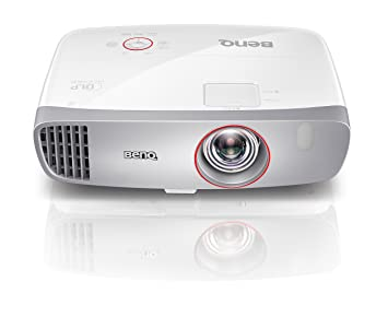 BenQ W1210ST Proyector de vídeo Gaming 1080P Full HD, 2 altavoces de 10W, Low Inut Lag para mayor fluidez en los juegos, DLP, 1920x1080, 2200 Lumens, ...