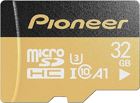 Amazon.com: Pioneer - Tarjeta de memoria microSD con ...