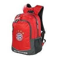 FC Bayern Rucksack rot/weiss ca. 44x30x19cm 17713