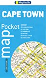 Cape Town & region pocket map GPS r/v (r) ms