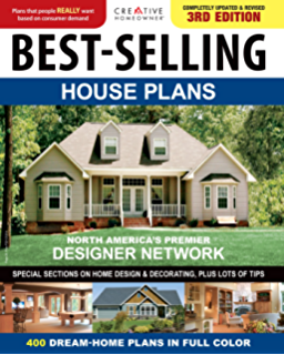 Best Selling House Plans  Dream Home Plans In Full Colour English Edition