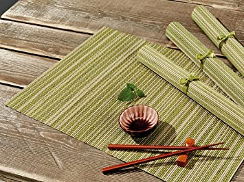 Bambus Tischlaufer Aus Bambus Holz Runner Grosse Cm 40 X 150