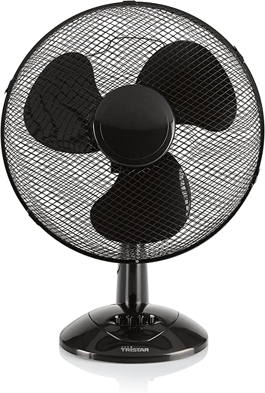 Ventilador de mesa Tristar VE-5979 – 40 centímetros – Oscilante ...