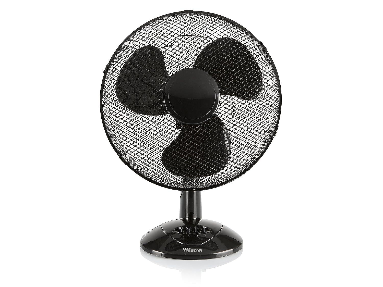 Ventilador de mesa Tristar VE-5978 40 cent/ímetros Blanco Oscilante