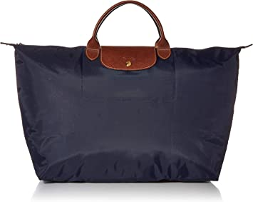 Longchamp Le Pliage Travel Bag Large, Navy