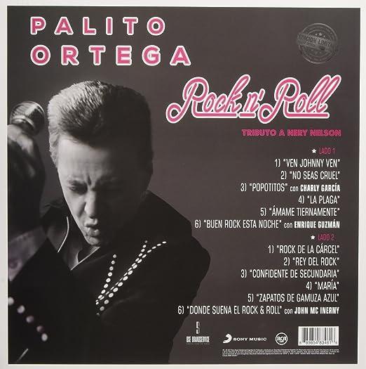 41d71ebd87 PALITO ORTEGA - Rock   Roll - Amazon.com Music