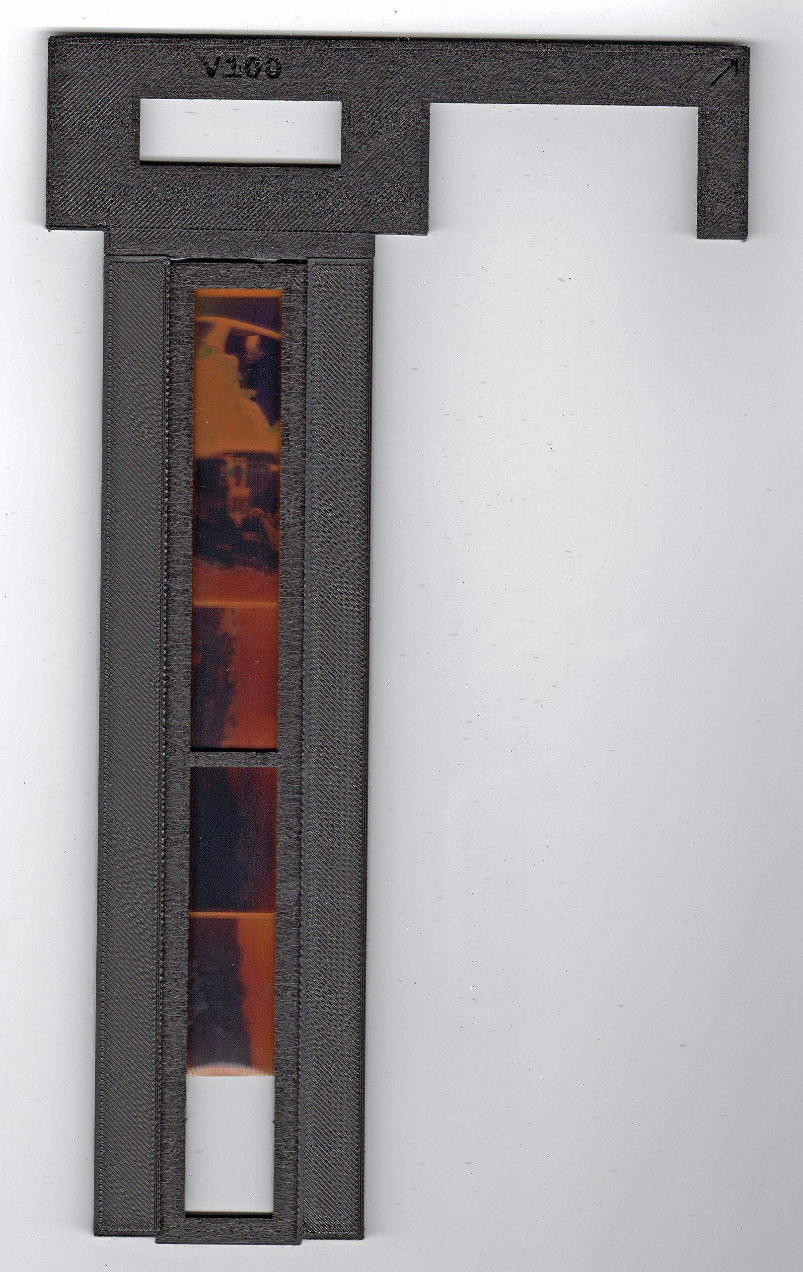 APS Film Holder for Epson Perfection V100/200/300/330/370 film scanners