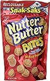 Nutter Butter Snak-Saks Bites Cookies, 8 Ounce