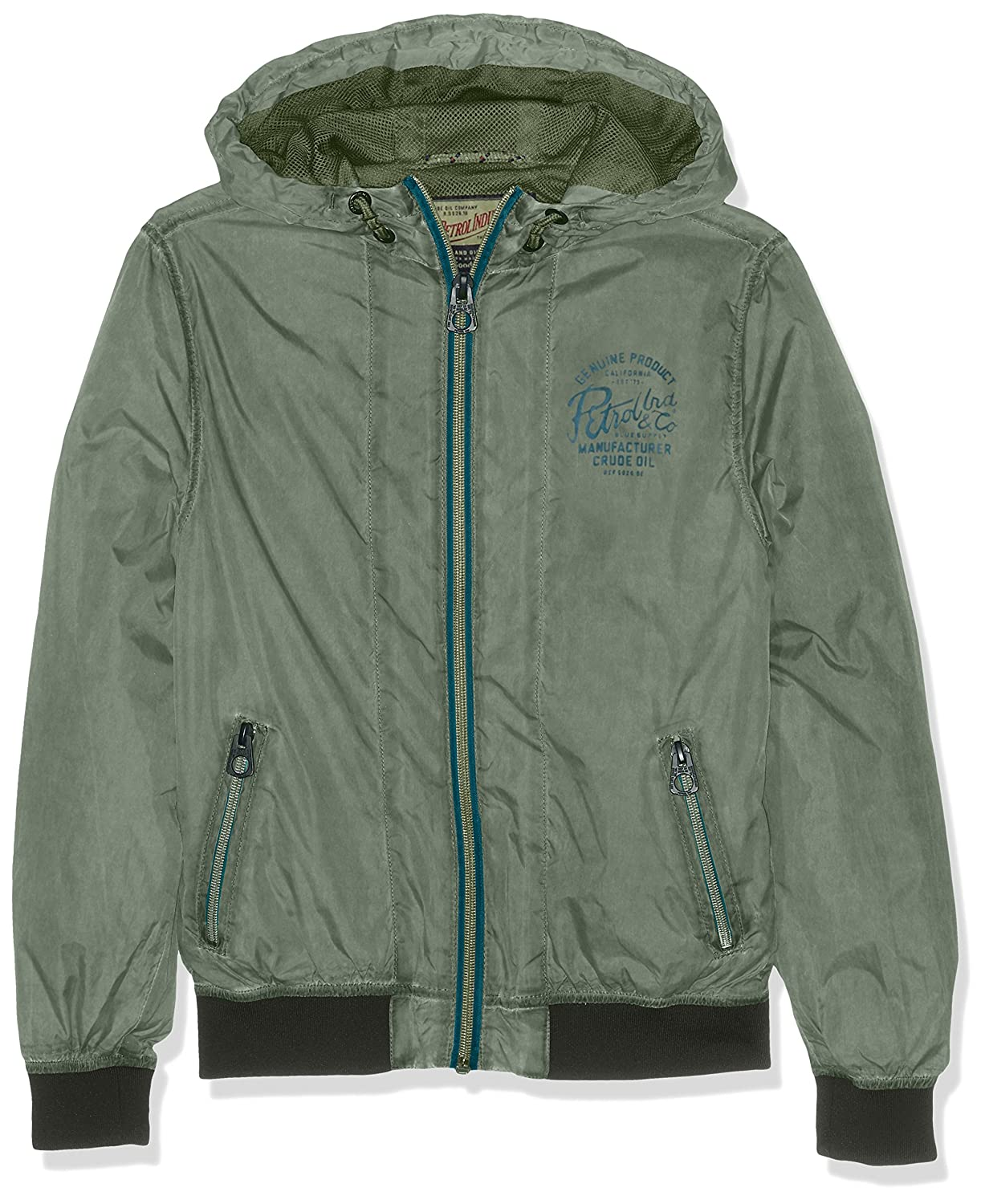 Petrol Industries Cappotto Bambino Petrol Industries BV JACKET