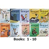 Nate the Great Set, Books 1 - 10