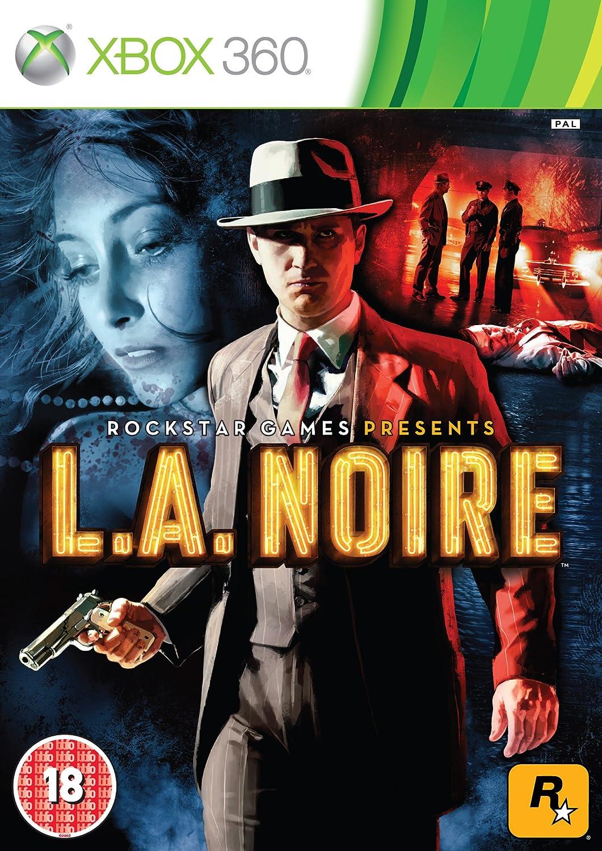 L.A. Noire (Xbox 360) [Importación inglesa]: Amazon.es: Videojuegos