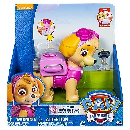 Amazon.com  Paw Patrol Jumbo Action Pup Toy 1db170d84b