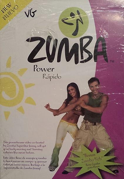 Amazon.com : Zumba Power (Rapido) : Everything Else