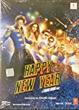 HAPPY NEW YEAR DVD [BOLLYWOOD] - 2 DISC COLLECTORS EDITION