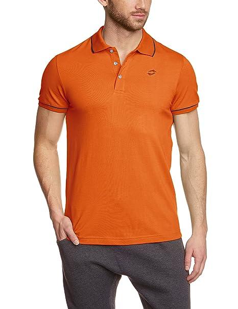 Lotto Polo Brodsy STC PQ - Camiseta/Camisa Deportiva para Hombre ...