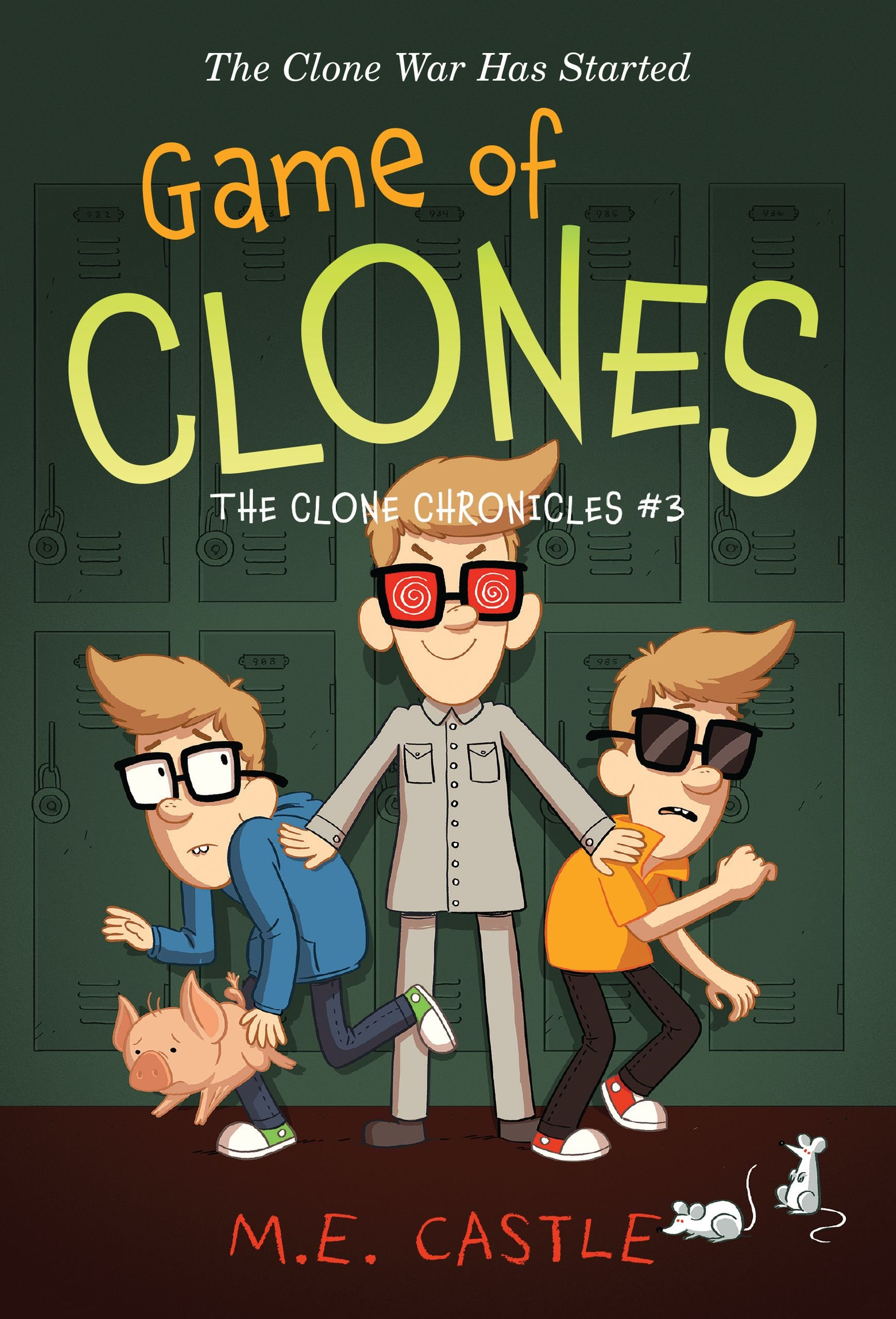 Download Game of Clones: The Clone Chronicles #3 pdf