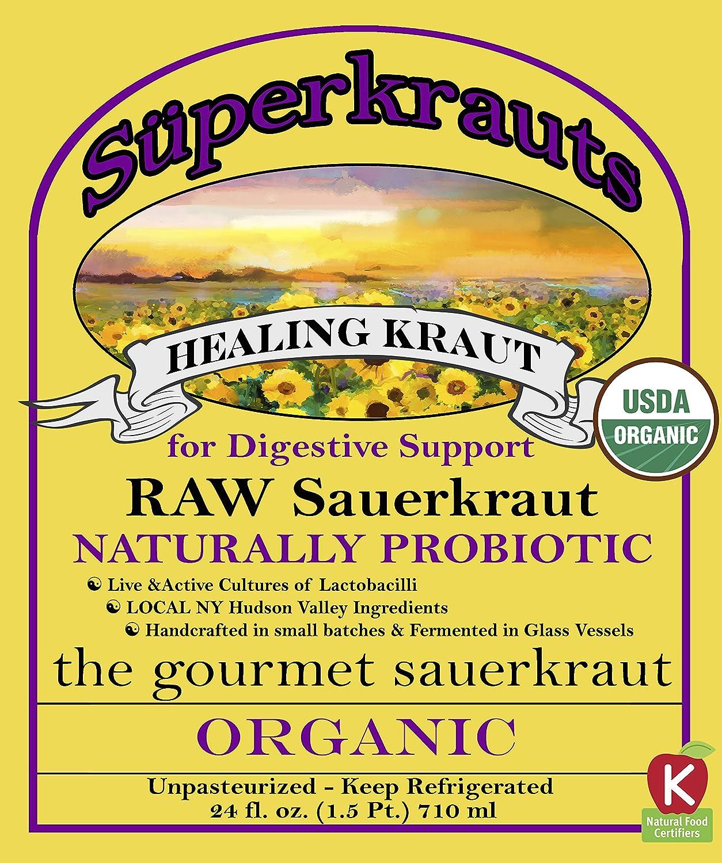 Healing Kraut Combo - Healing Sauerkraut for digestive ...