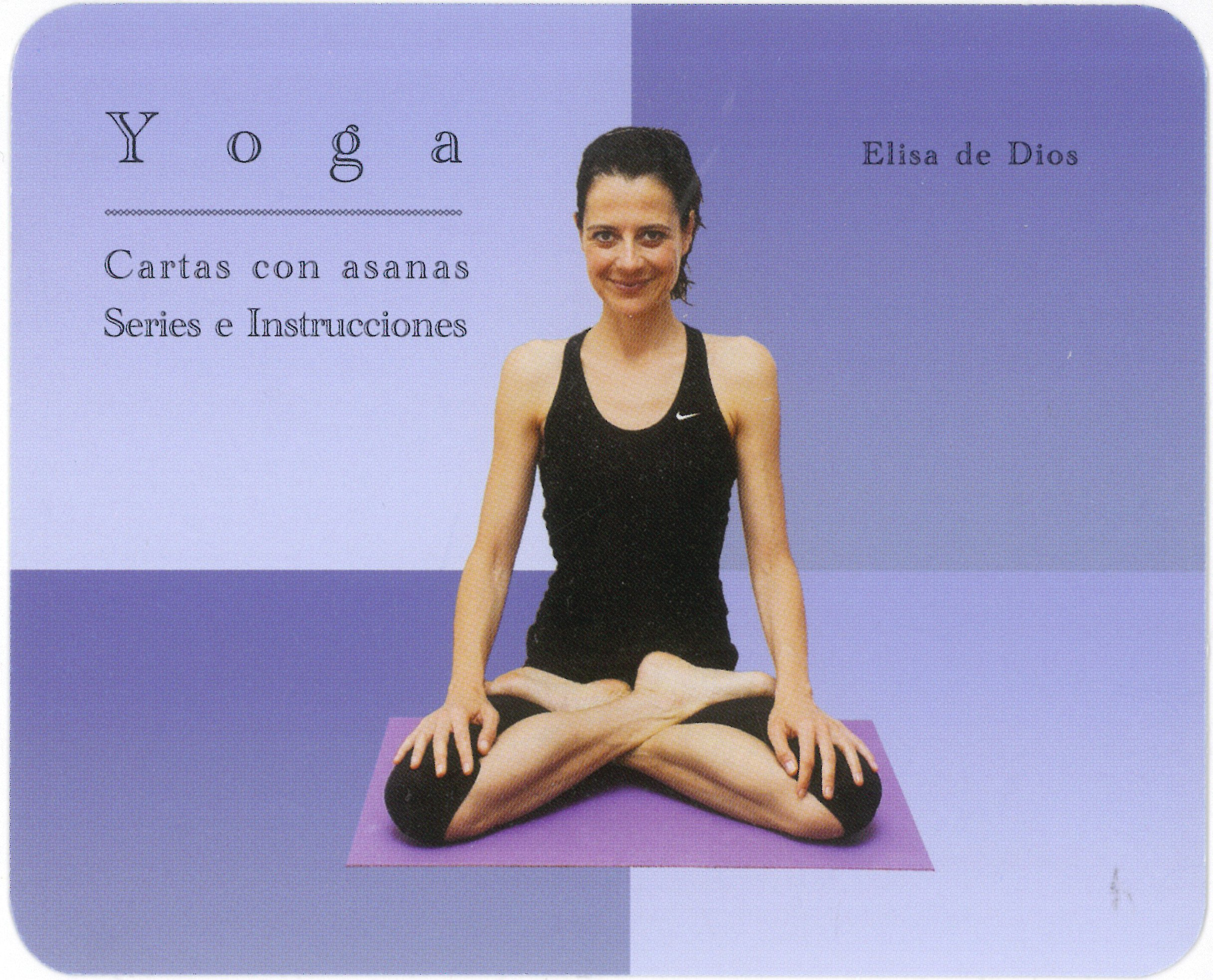 YOGA Cartas de Yoga. Asanas, series e instrucciones.: Amazon ...