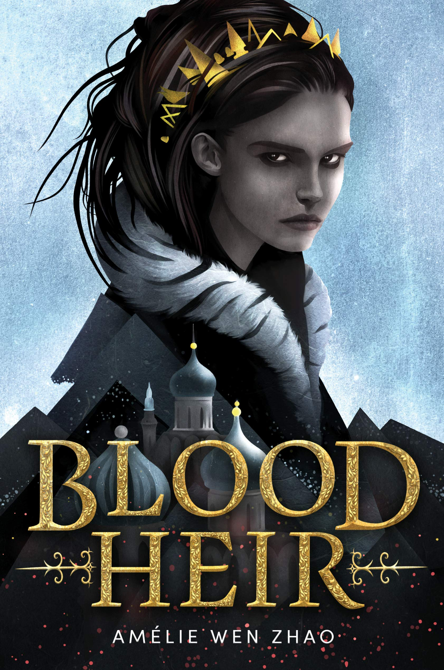 Amazon.com: Blood Heir (9780525707790): Zhao, Amélie Wen: Books