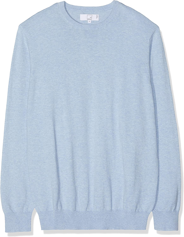MERAKI Herren Poloshirt aus Baumwolle Marke