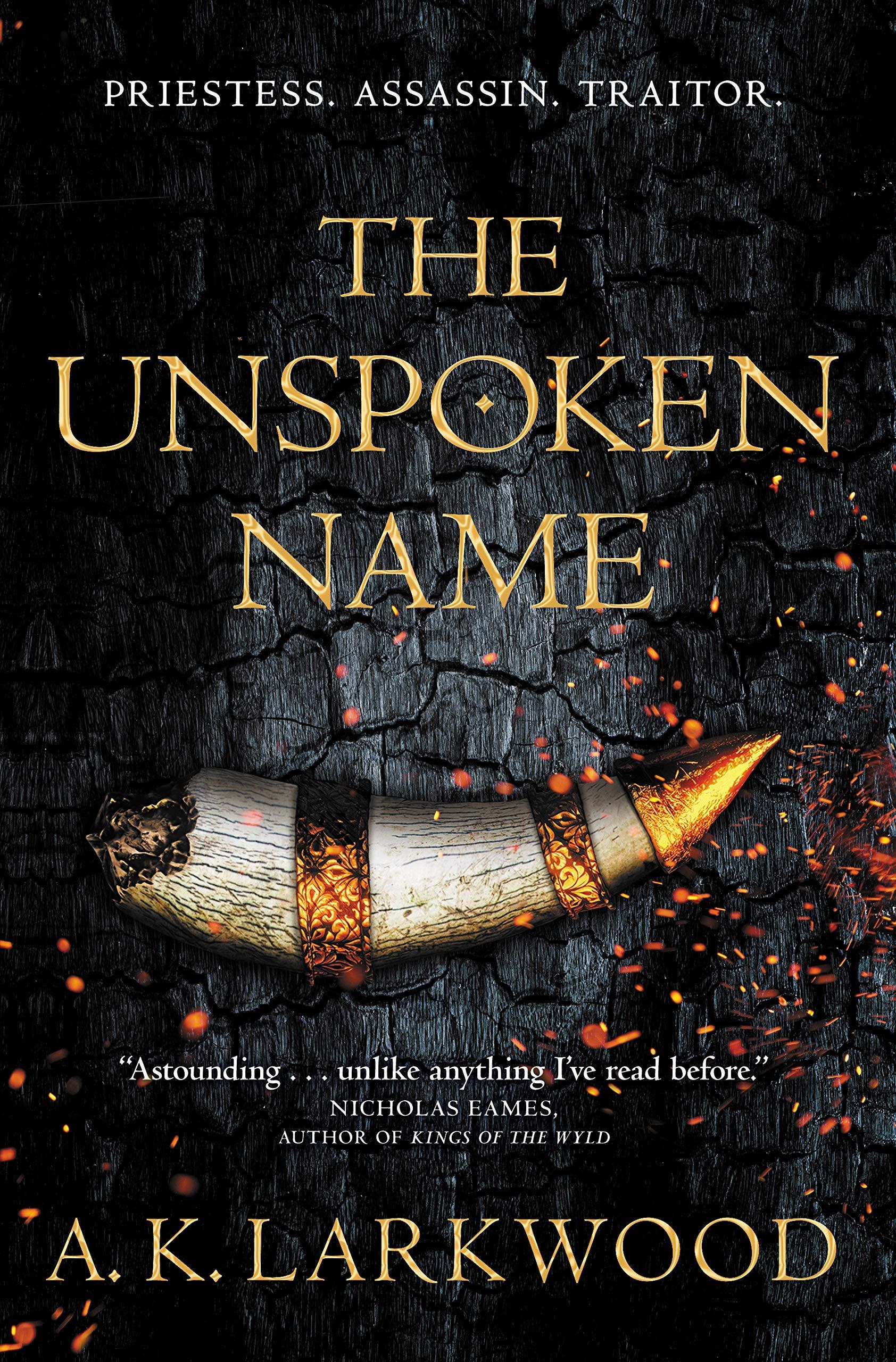 The Unspoken Name (The Serpent Gates): Larkwood, A. K. ...