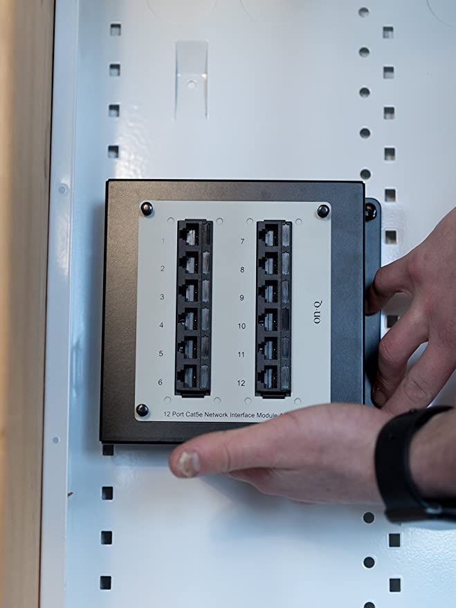 A Network Interface Module Wiring - Circuit Diagram Symbols •