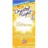 Crystal Light Energy On The Go, Peach Mango, 10-Count (Pack of 6)