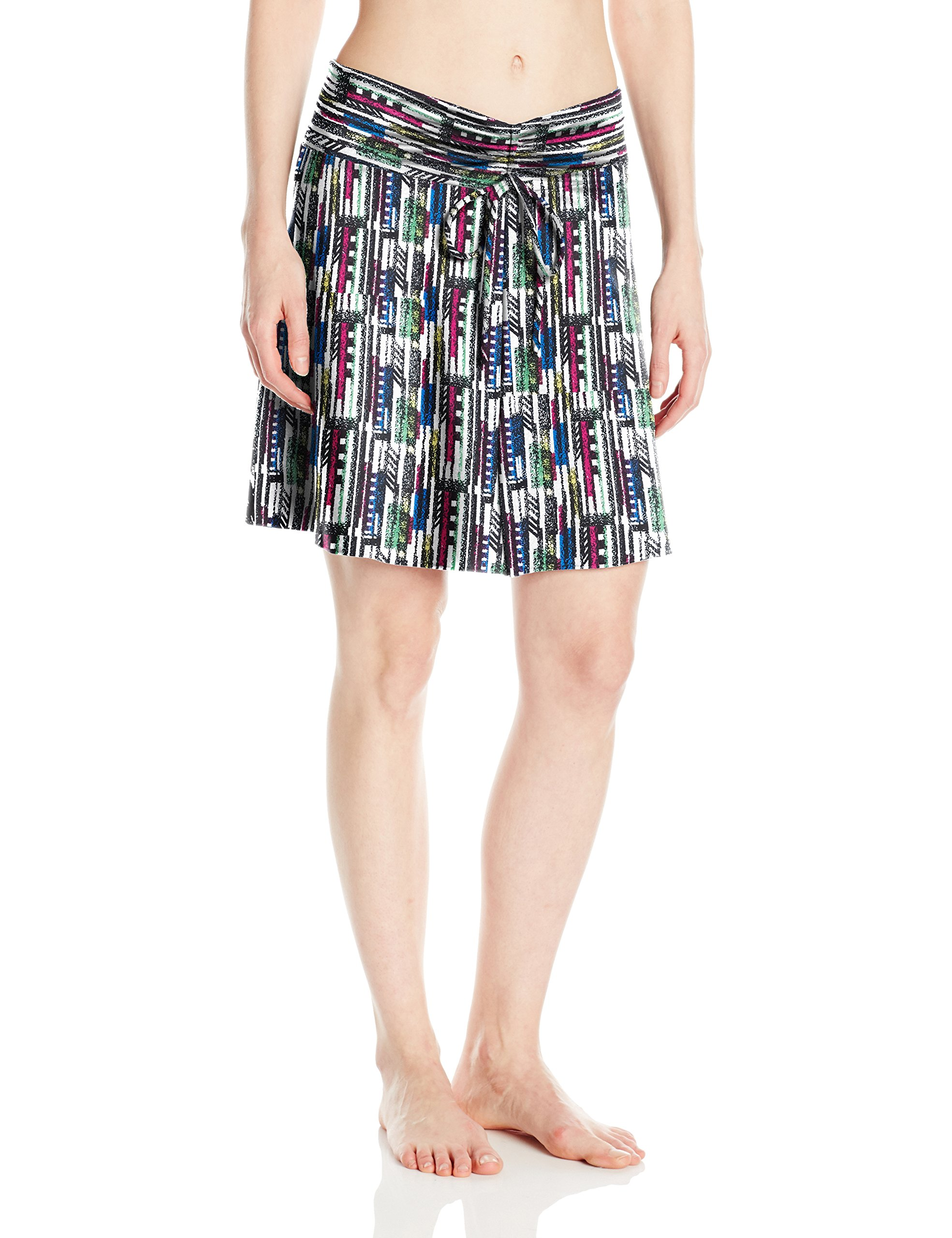 Soybu Women's Serendipity Skirt, Medium, Circuit by Soybu