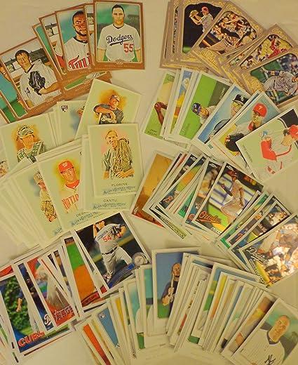 200 Brand New Mlb Baseball Card Collection This Lot