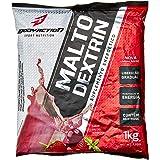 Malto Dextrin - Refil Frutas Vermelhas, BodyAction, 1000g