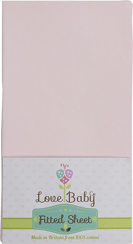 Sábana Cuna Chicco Next2Me – Cuna Algodón Orgánico blanco rosa ...