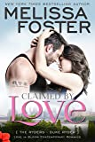 Claimed by Love (The Ryders) (Volume 2)