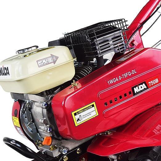 Motoazada KD750B, 7CV, 212cc: Amazon.es: Jardín