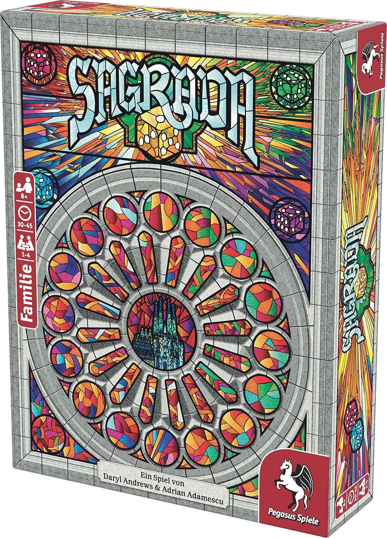 Sagrada (Aleman) , color/modelo surtido: Amazon.es: Juguetes y juegos