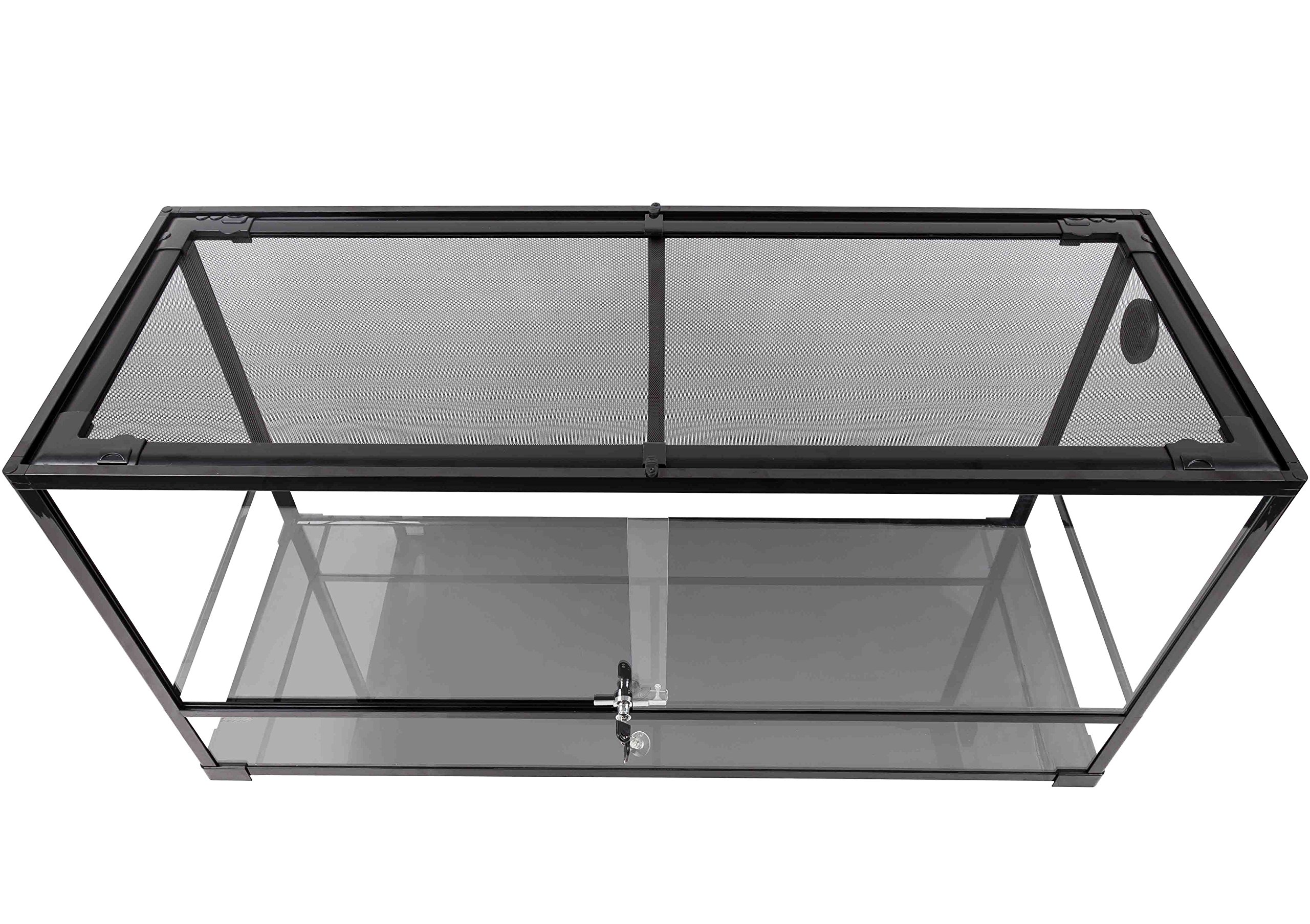 Oiibo Knock Down Glass Terrarium (Extra Large, Tall 47'' x 18'' x 24'') by Oiibo (Image #5)