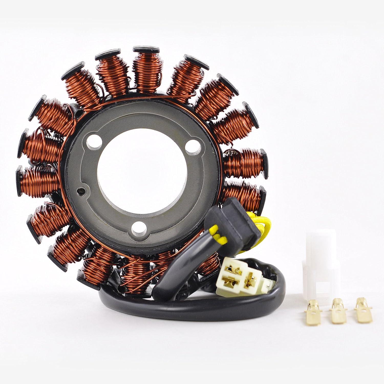 Kit Improved Heavy Duty Stator Mosfet Voltage 06 Gsxr Rectifier Regulator Wiring Diagram Gasket For Suzuki Gsx R 600 750 2006 2017 Automotive