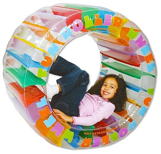 7 opinioni per Thumbs Up Roller Wheel Ruota Gonfiabile