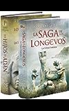 La Vieja Familia + Los Hijos de Adán (Pack 1 y 2): La saga de los longevos 1 y 2