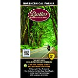 Butler Motorcycle Maps Northern California