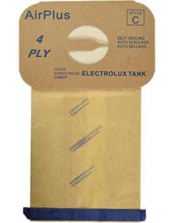 EnviroCare 48 Electrolux Type C Tank Model Vacuum Cleaner Bags 4 Ply