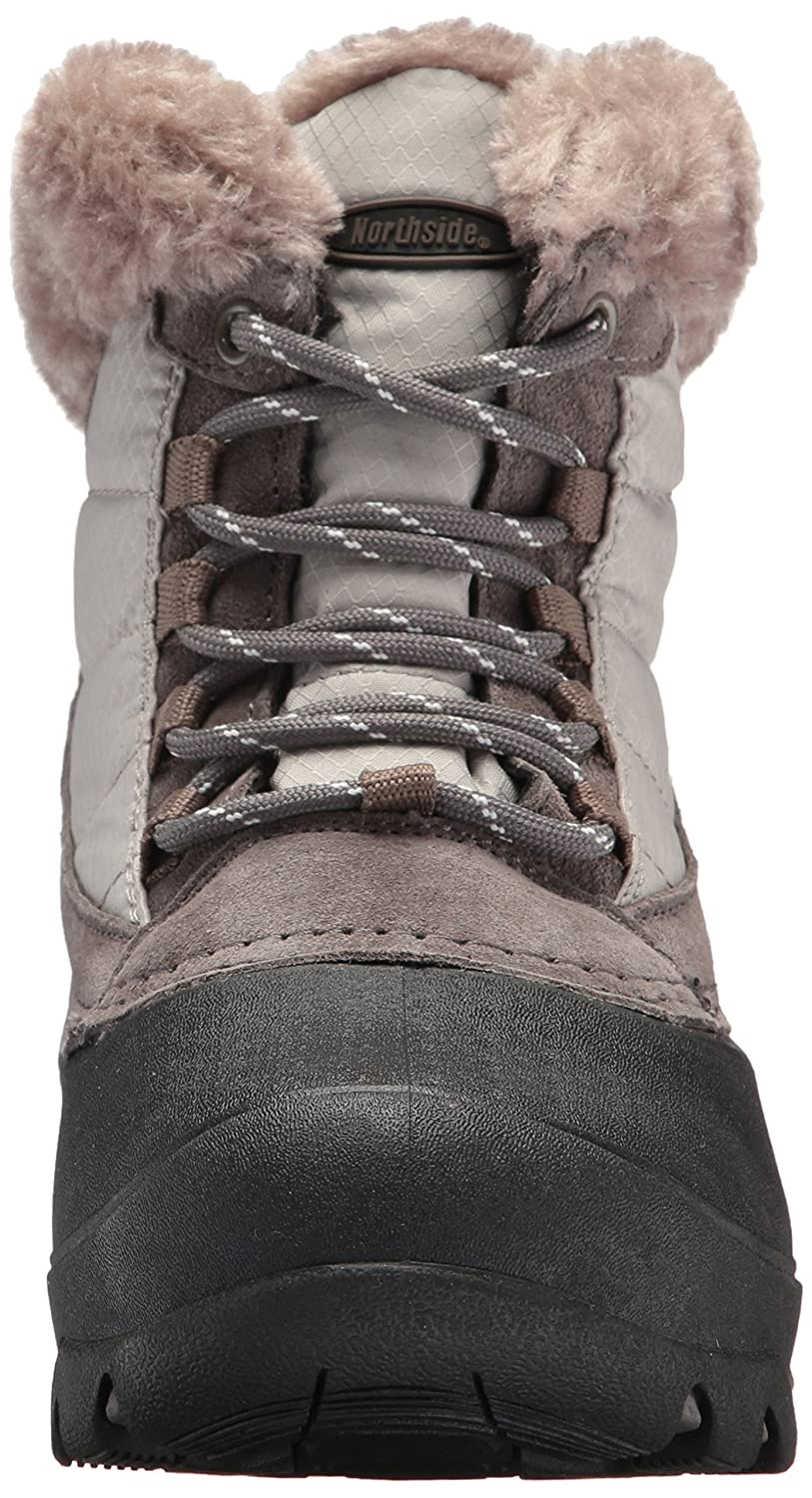 Northside Women's Fairmont II Snow Boot B01N27JLT0 9 B(M) US|Warm Gray