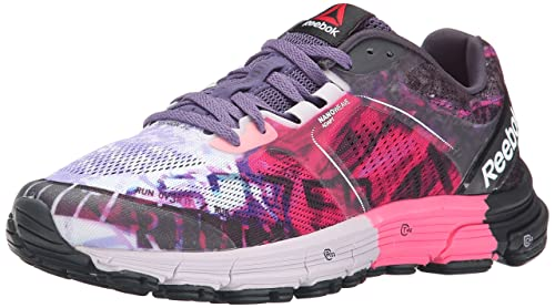73cf531b60aed Reebok Women's One Cushion 3.0 AG Running Shoe